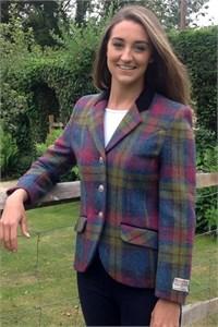 Ladies Tweed Jacket, Heather