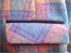 Ladies Tweed Jacket, Lavender